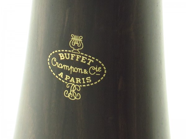 Clarinette Sib Buffet Crampon E12F (1)