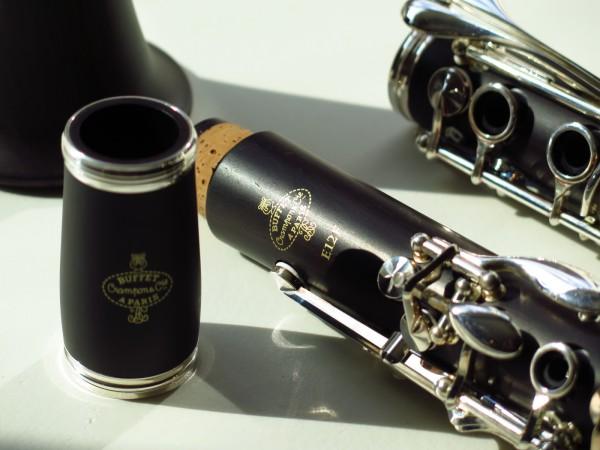 Clarinette Sib Buffet Crampon E12F