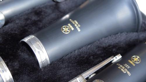 Clarinette Sib Yamaha YCL 255 S (5)