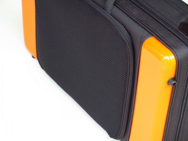 Etui Bags 4 trompettes orange brillant (1)