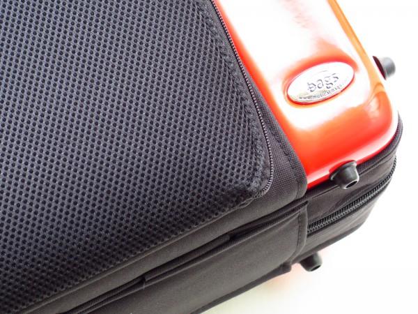 Etui Bags 4 trompettes rouge brillant (1)