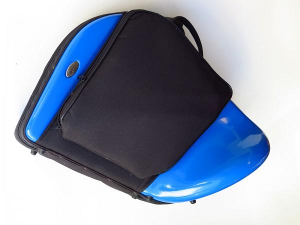 Etui Bags cor d'harmonie bleu brillant