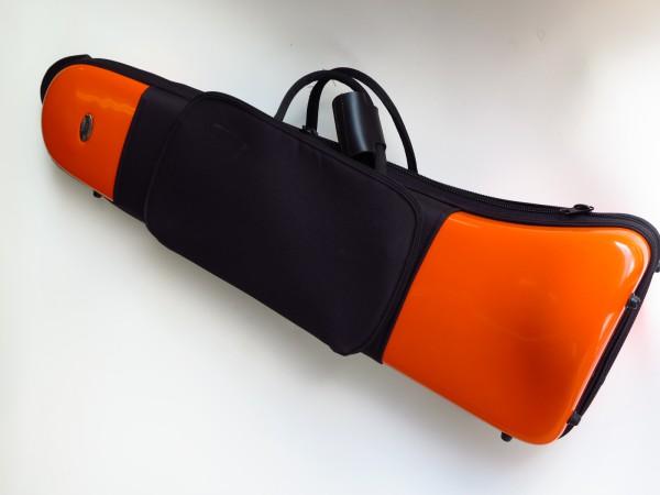 Etui Bags trombone orange brillant