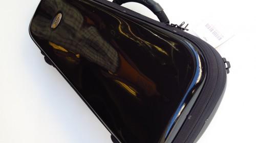 Etui Bags trompette noir brillant (1)