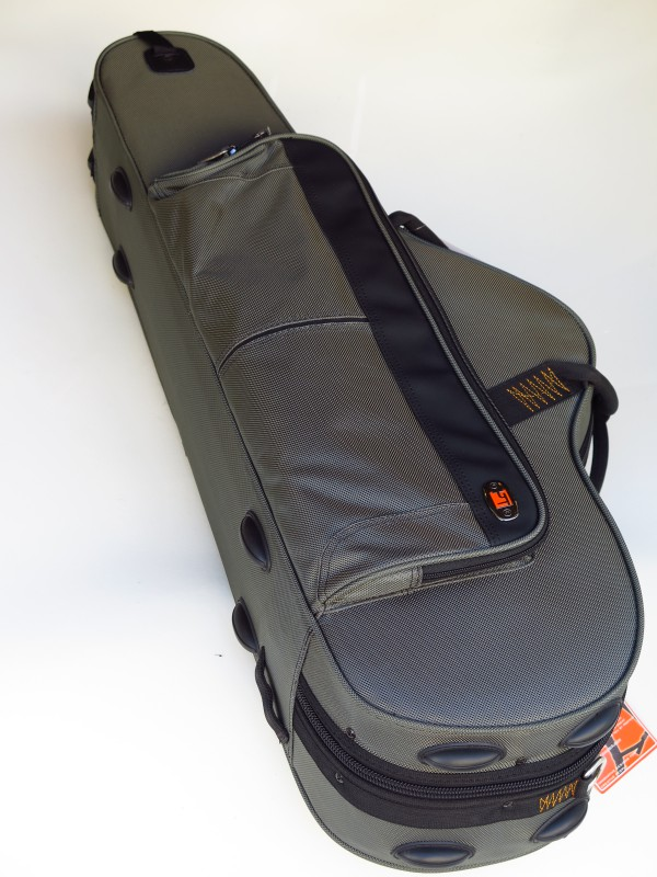 Etui Protec sax ténor contoured gris (5)