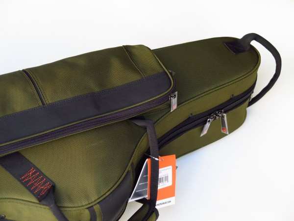 Etui Protec sax ténor contoured vert militaire (2)