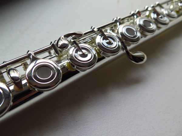 Flute traversière Trevor James Privilège III (1)