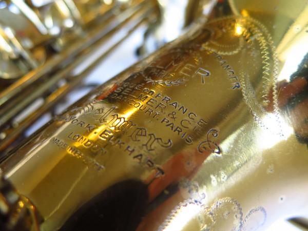 Sax alto Selmer Mark VI (10)