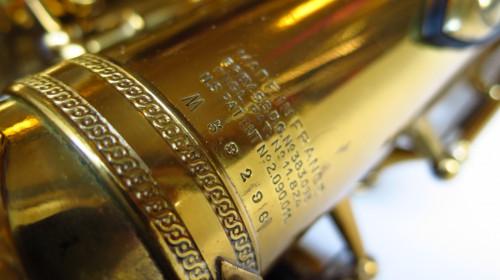 Sax alto Selmer Mark VI