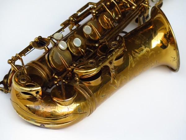 Sax alto Selmer Mark VI (9)