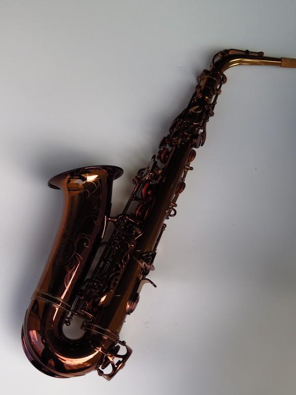 Sax alto Yamaha YAS 62 série limitée (1)