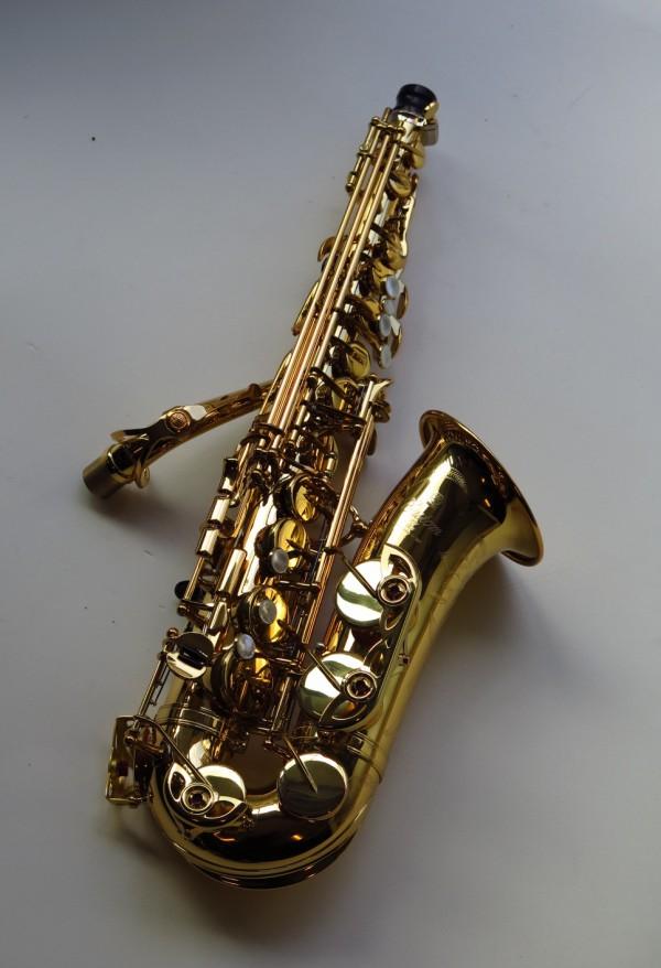 Sax alto Yamaha YAS 82 Z Custom (5)
