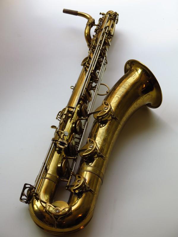 Sax baryton Selmer Balanced Action (3)