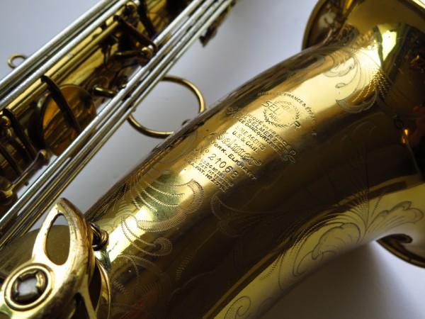 Sax baryton Selmer Balanced Action (7)