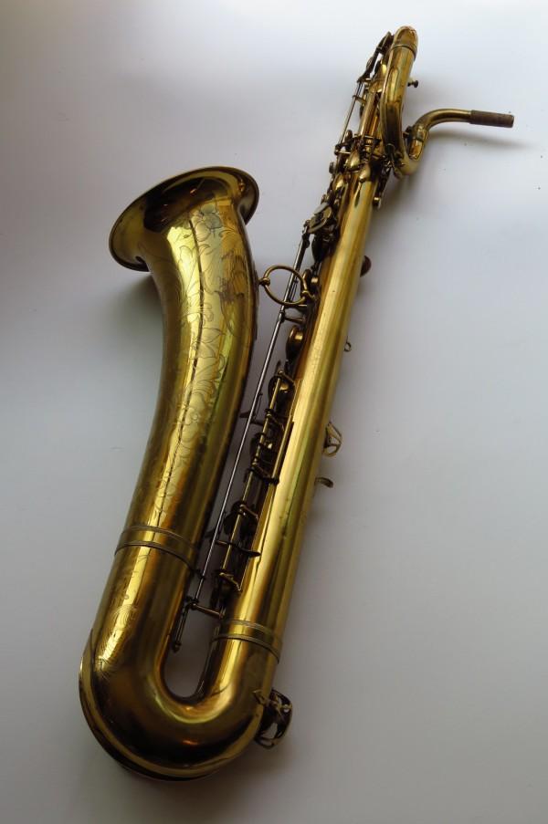 Sax baryton Selmer Balanced Action (8)