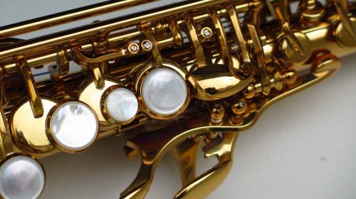 Sax soprano Yamaha YAS 82ZR