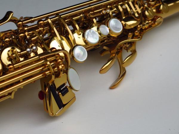 Sax soprano Yamaha YAS 82ZR (8)