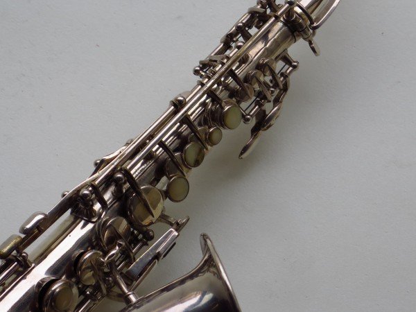 Sax soprano courbe Selmer (3)