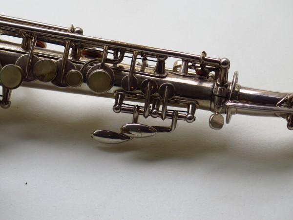 Sax soprano courbe Selmer (7)