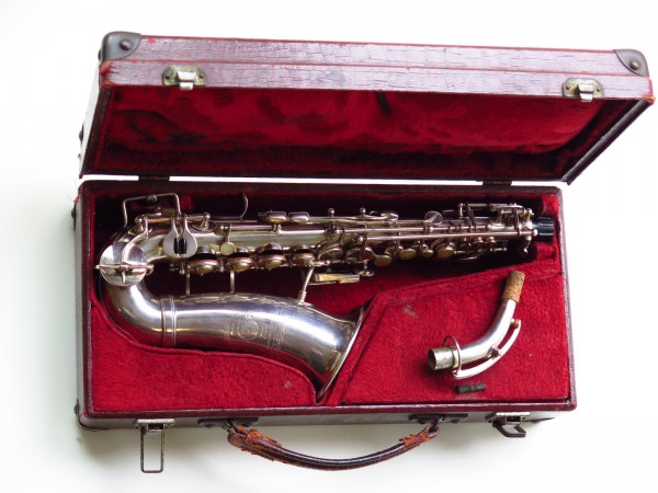 Sax soprano courbe Selmer (9)