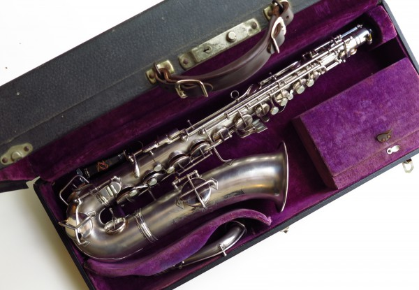 Sax ténor Conn C Melody New Wonder 2 (10)