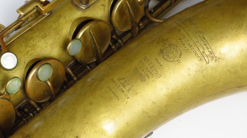 Sax ténor Selmer Large bore (1)