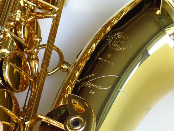 Sax ténor Selmer Référence 54