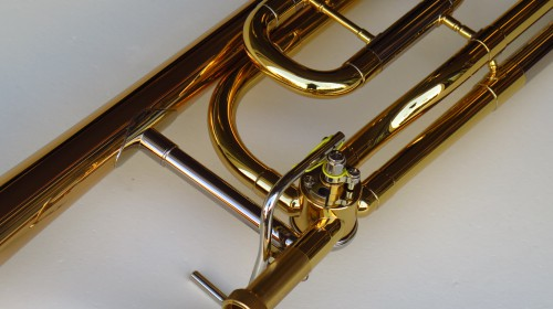 Trombone complet Yamaha YSL 356 (6)