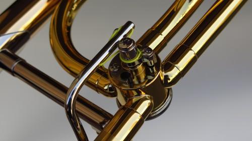 Trombone complet Yamaha YSL 448