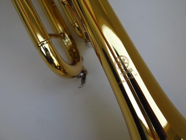 Trompette Sib Yamaha YTR 3335 (2)