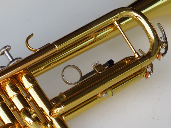 Trompette Sib Yamaha YTR 3335 (4)