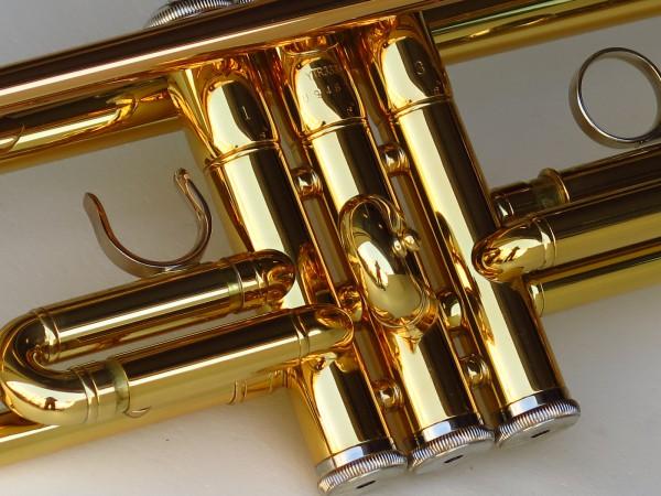Trompette Sib Yamaha YTR 3335 (5)