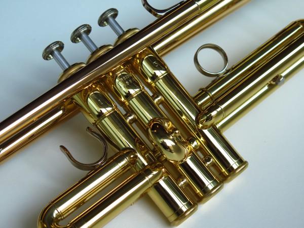 Trompette Sib Yamaha YTR 5335 G (1)