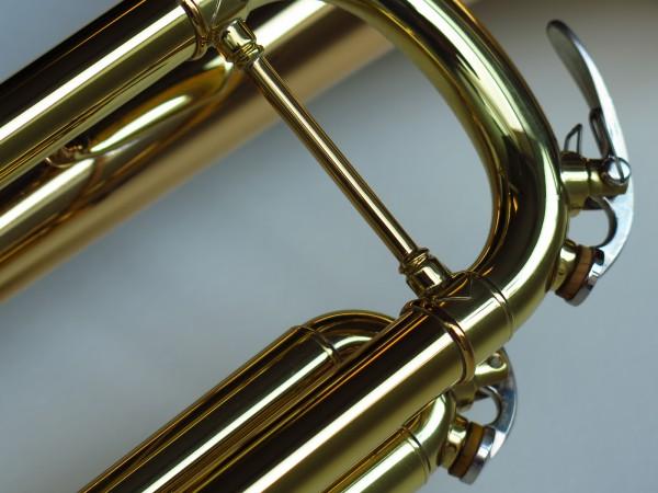 Trompette Sib Yamaha YTR 5335 G (2)