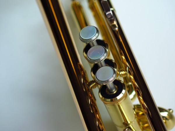 Trompette Sib Yamaha YTR 5335 G (3)