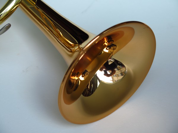 Trompette Sib Yamaha YTR 5335 G (5)