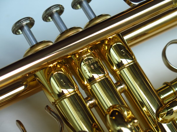 Trompette Sib Yamaha YTR 5335 G