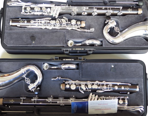 Clarinette basse Ut Buffet Crampon Prestige (6)