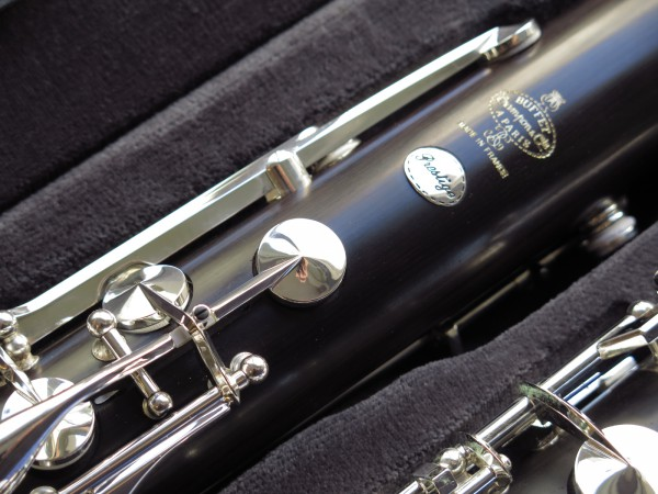 Clarinette basse Ut Buffet Crampon Prestige