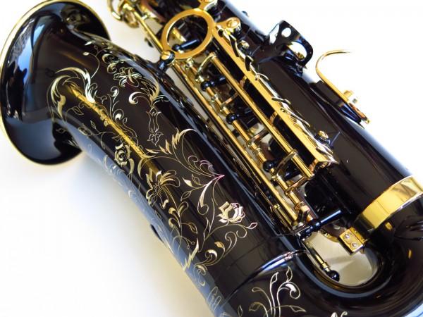 Sax alto Selmer Série 3 verni noir (1)