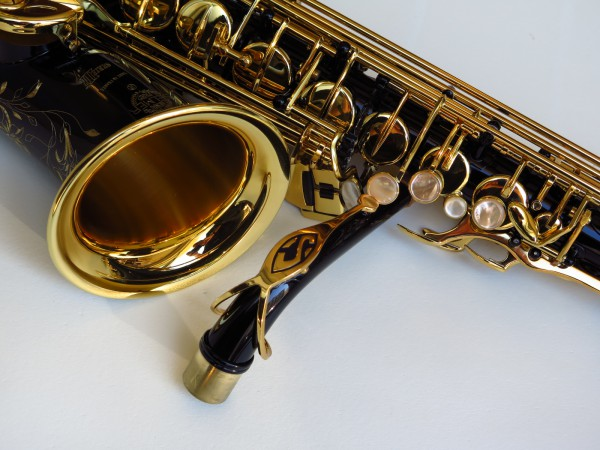 Sax alto Selmer Série 3 verni noir (2)