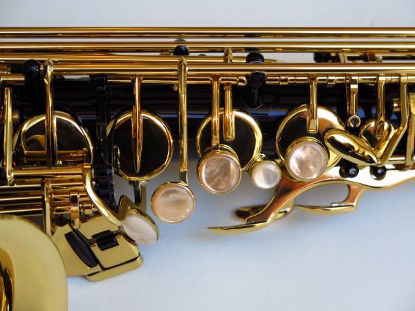 Sax alto Selmer Série 3 verni noir (5)