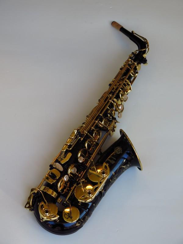 Sax alto Selmer Série 3 verni noir (6)