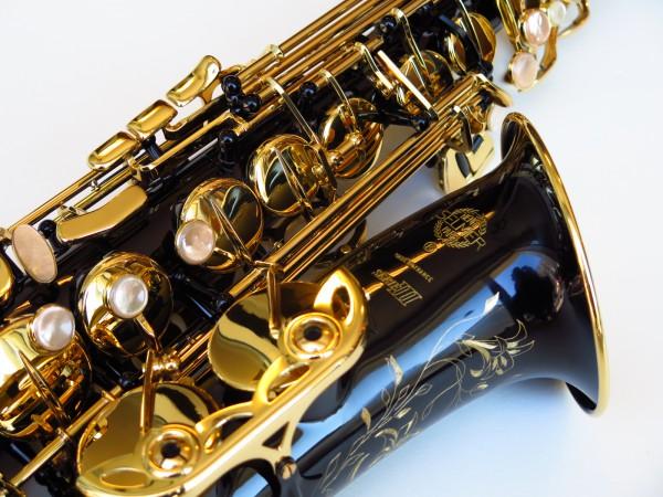 Sax alto Selmer Série 3 verni noir (7)