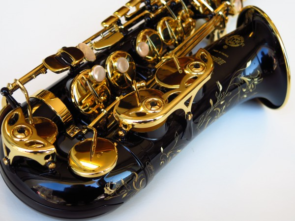 Sax alto Selmer Série 3 verni noir (8)