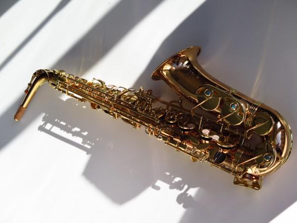 Sax alto Yanagisawa WO2 (11)