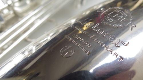 Sax ténor Selmer Mark VI