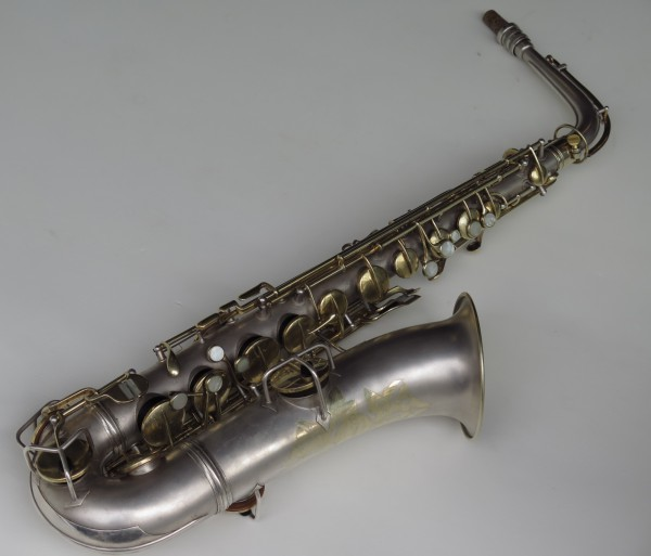Sax ténor en Ut Conn New Wonder (10)
