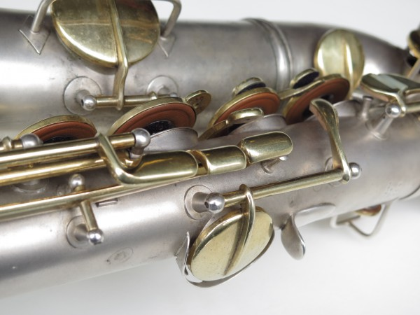Sax ténor en Ut Conn New Wonder (4)