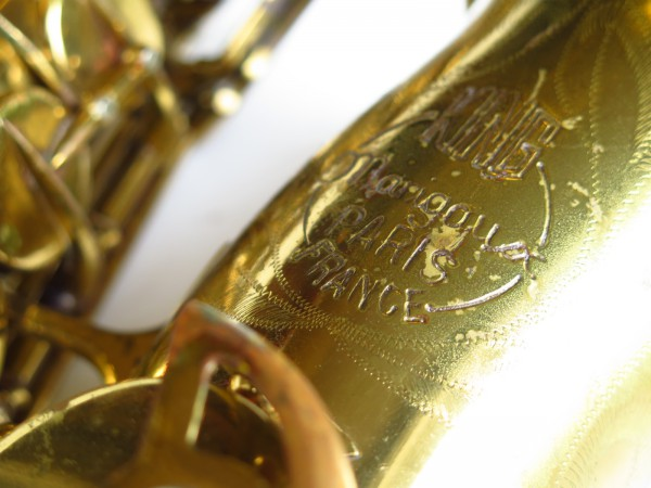 Sax alto SML King Marigaux (8)